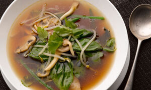 Asianmushroomsoup