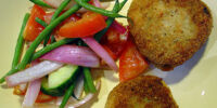 Indian-style Fishcakes