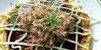 Shawn's Special Okonomiyaki