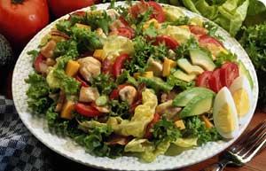 Randiga salad