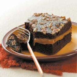 Caramel-Pecan-Chocolate-Cake