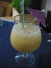 Cocktail cococabana
