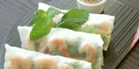 Spring Rolls With Pork and Shrimp - Cantonese