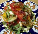 Tomato-Cucumber Stack