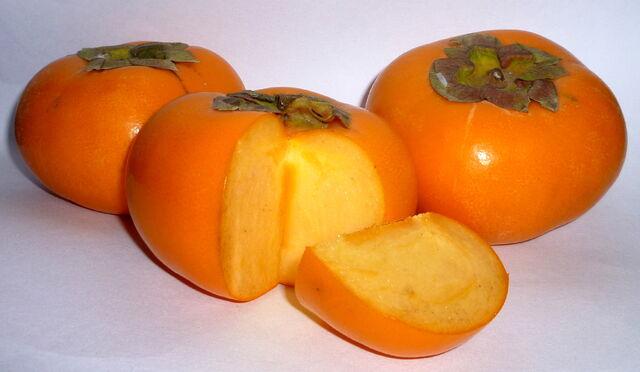 File:Kaki persimmons.jpg