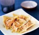 Pumpkin-stuffed Ravioli