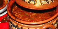 Bean Dish in Garne