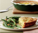 Crustless Cauliflower Quiche