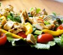 Lime Turkey Salad