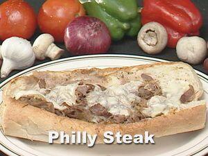 CheeseSteak(Philadelphiacheesesteak)