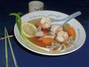 Elegant Japanese Soup