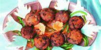 Chicken Rose Kebabs