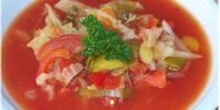 Chilean Cabbage Soup