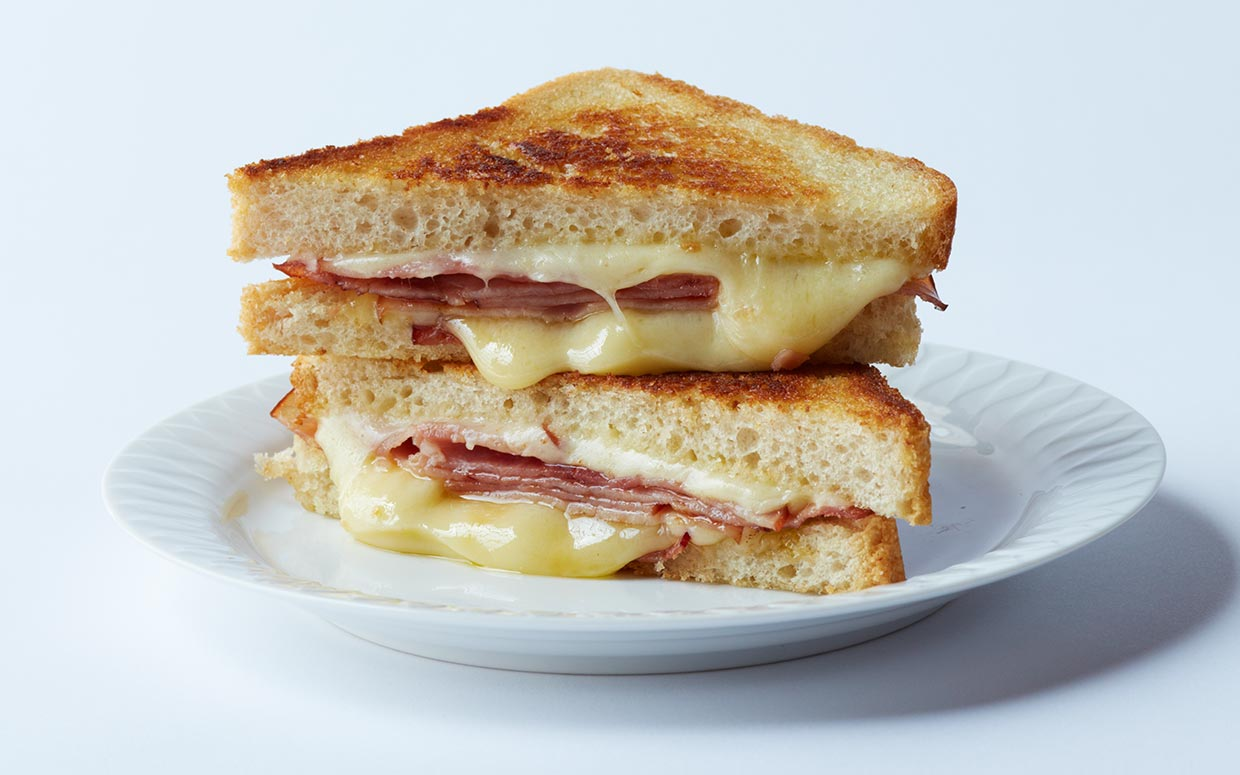 Grilled Ham and Cheese Sandwiches | Recipes Wiki | FANDOM powered by ...