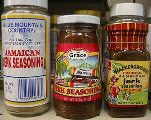 Jamaican jerk spice