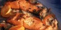 Marinated Sea Trout