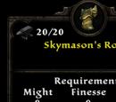 Skymason's Robes