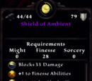 Shield of Ambient