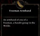 Freeman Armband