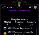 Death's Vestments