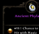 Ancient Phylactery