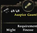Auspice Gauntlets