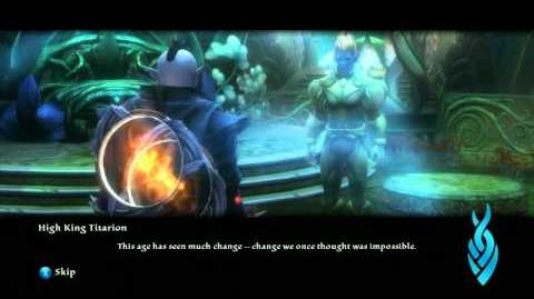 Kingdoms of Amalur Reckoning Gameplay - Part 5 - The Coming Storm (Main Quests)