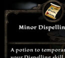 Minor Dispelling Boost