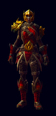 Pteryx armor set female