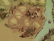 Detyre-map