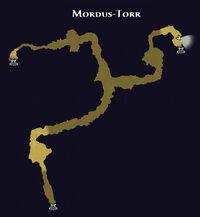 Mordus-torr map