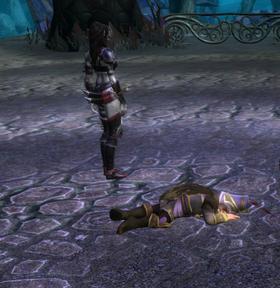 Alyn kills Ventrinio