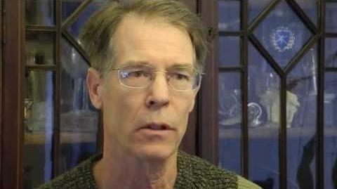Living in a Sci-fi World Author Kim Stanley Robinson