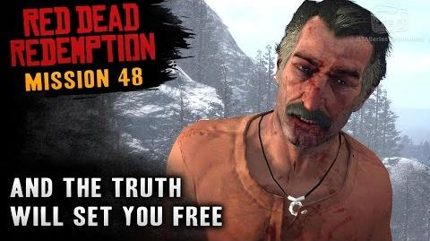 Red Dead Redemption - Mission 48 - And the Truth Will Set You Free (Xbox One)