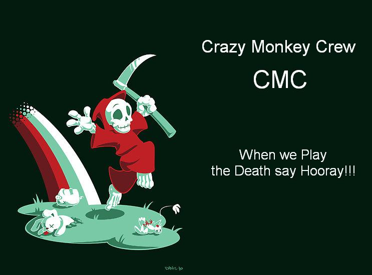 Funny death cmc