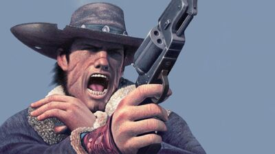 Red Dead Revolver Wallpaper