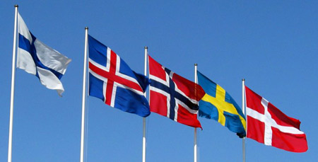 Nordiske-flag1