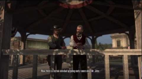 Red Dead Redemption - Stranger Side Mission - American Lobbyist