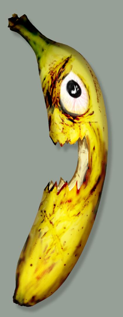 Evil banana-1-