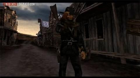 Ghost Town - Chapter 9 - Red Dead Revolver