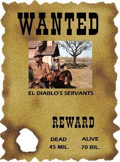 EL DIBLO'S SERVANTS