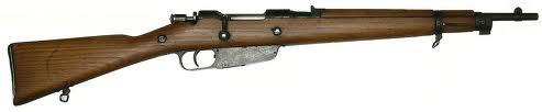 File:Carcano Modello 1891 Bolt Action Rifle.jpg