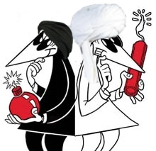 Spy vs spy turbans2