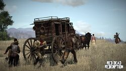 Rdr stage ambush
