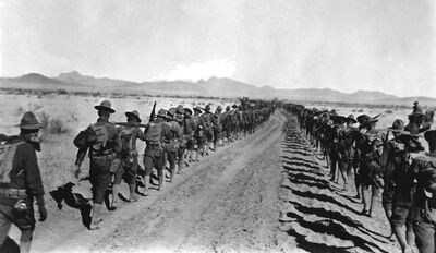 35th Cavalry Mexico Expedition