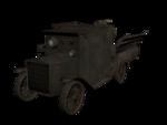 Camión armado