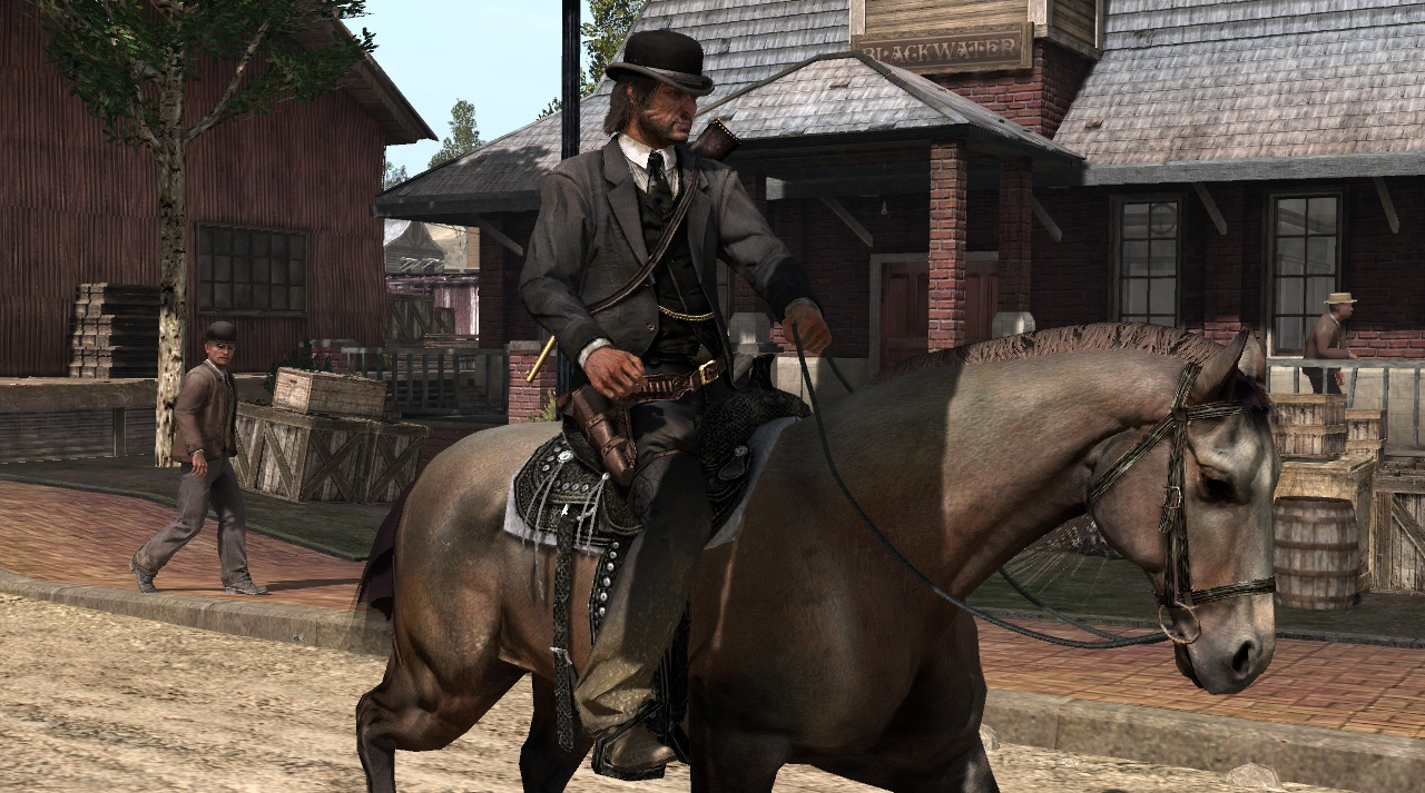 Bureau Uniform Red Dead Wiki FANDOM Powered By Wikia - Red dead redemption us marshal outfit map