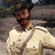 Rdr army captain