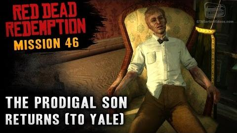 Red Dead Redemption - Mission 46 - The Prodigal Son Returns (To Yale) Xbox One