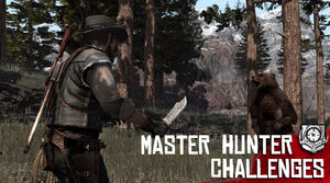 Rdr master hunter challenges
